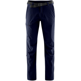 Maier Sports Nil Pantalones enrollables Hombre, night sky